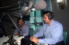 Wawancara dengan SBY ketika beliau mampir ke Radio SOLOPOS