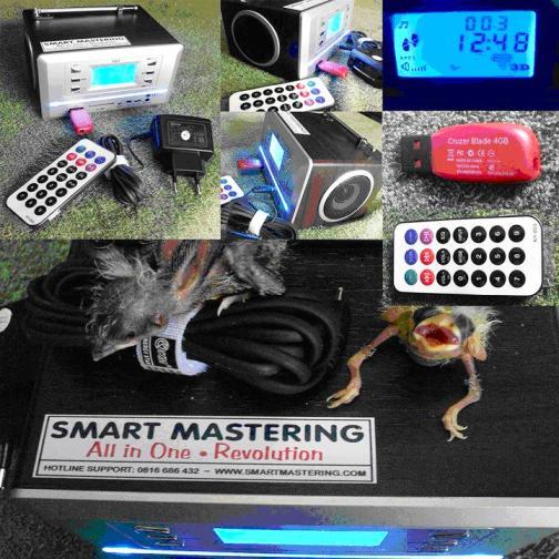 Smart Mastering Mesin Master All In One Revolution Sm Aio R Om Kicau