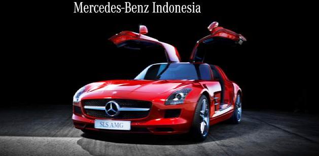Mercedes Benz Mobil Mewah Terbaik Indonesia