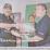 Serah terima trophy Piala Lomba Burung Piala HB X - Gusti Prabukusuma kepada Mr H Bagya SH
