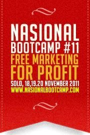 Nasional Bootcamp Solo 2011