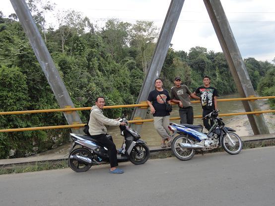 Jembatan Tapal Batas Bohorok