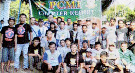 PCMI Chapter Kediri
