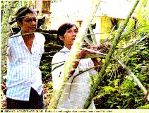 Penangkapan anis merah hutan diimbangi dengan konservasi alam