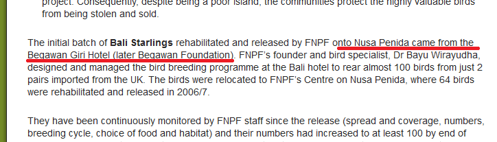 SS pernyataan FNPF