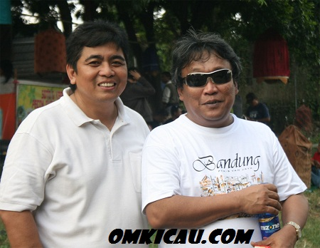 MR BAGYA & BAMBANG WISNU - tokoh di balik PBI Bantul
