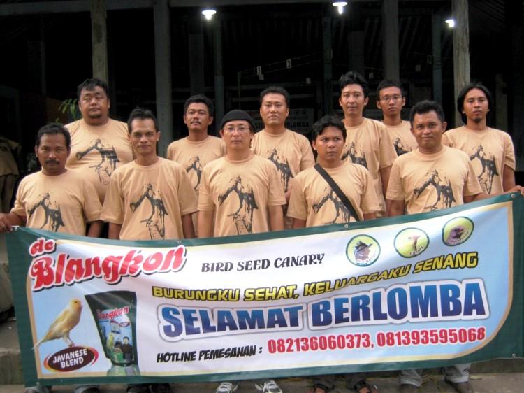 Panitia Kontes Burung Berkicau Papburi Solo Mei 2012