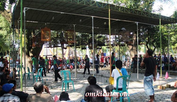 Suasana Lomba KNPI Sragen 24 Mei 2012