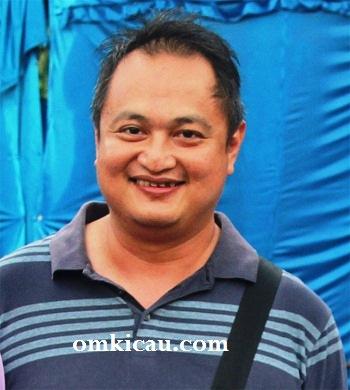 andre sas - ketua jayakarta team