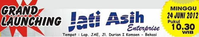 Grand Launching JatiAsih Enterprise -JAE