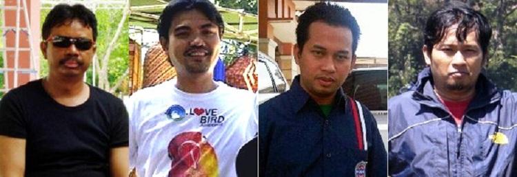 Mac Arius - Agus Suhadama - Hidayat Kurniawan - Danang H