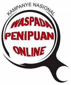Waspadai Penipuan Online