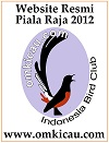 Website Resmi Piala Raja 2012