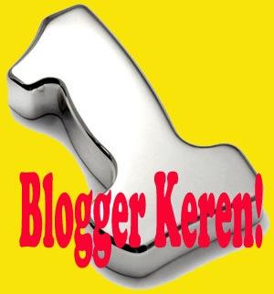 Award blogger keren