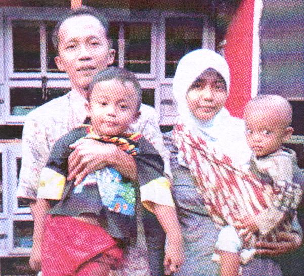 H Sofyan dan keluarga