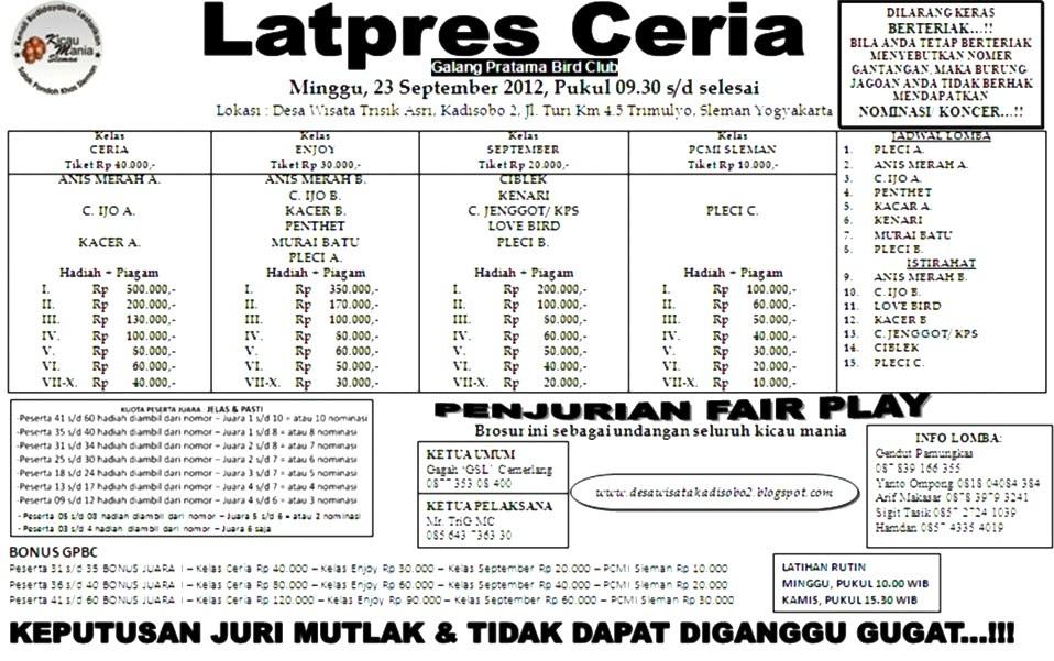 Latpres Ceria