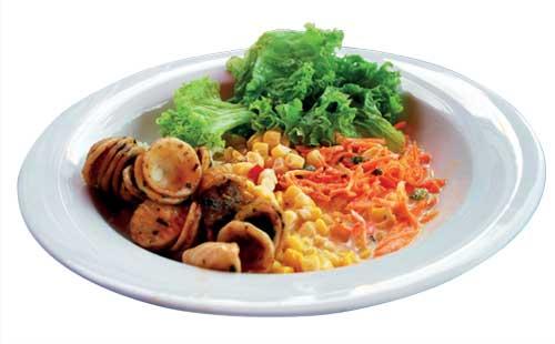 Masyarakat Thailand mencampurkan bawang berlian dalam salad untuk memperpanjang daya simpan dan mengurangi kontaminasi bakteri