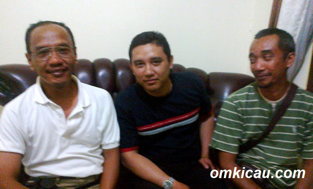 Om Rudy, Om Sazman dan Om Andry