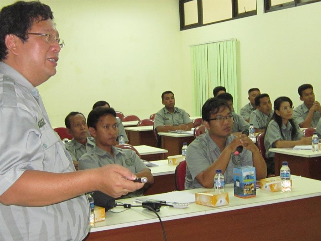 Pemaparan rencana pembangunan Taman Burung Lokal di Gembira Loka Jogja
