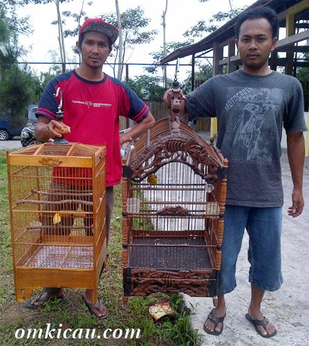 Juara Lomba Burung PAKKAR Karangkobar