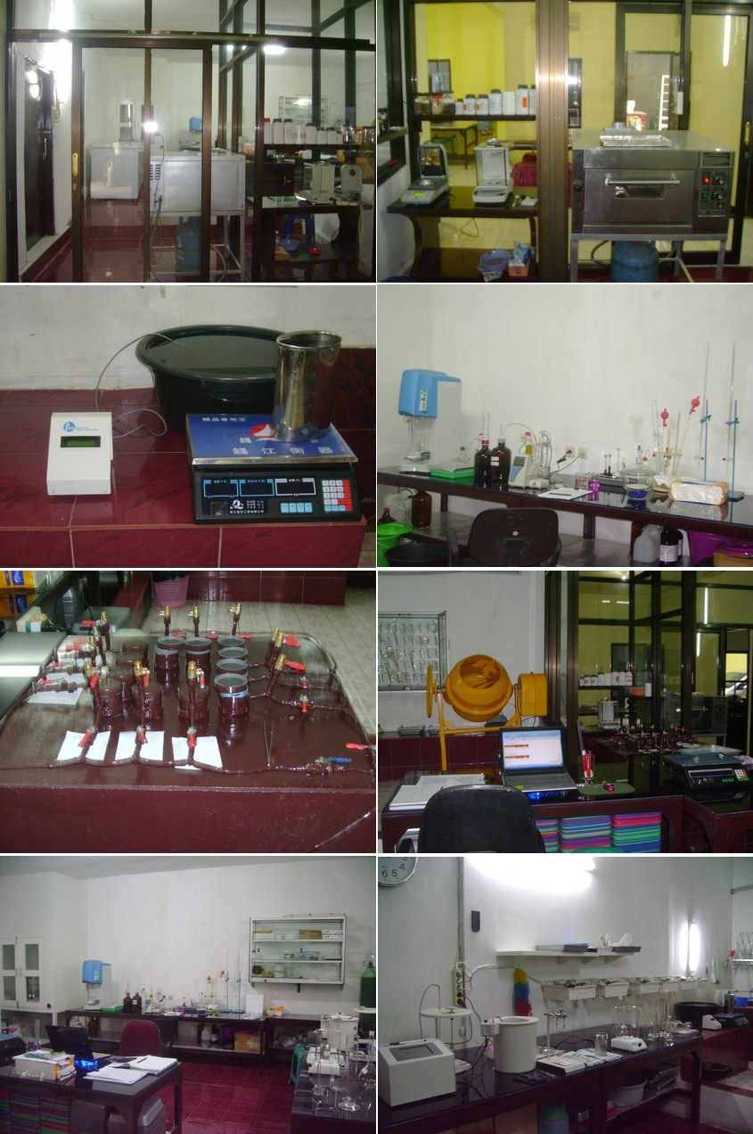 Laboratorium riset pengembangan pakan dan peralatan Global Fauna Farm