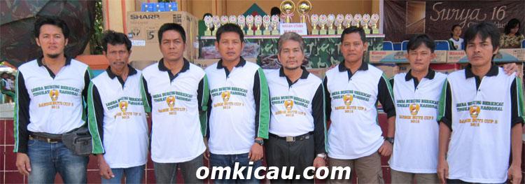 Panitia dan Tim Juri Independen Sumatera