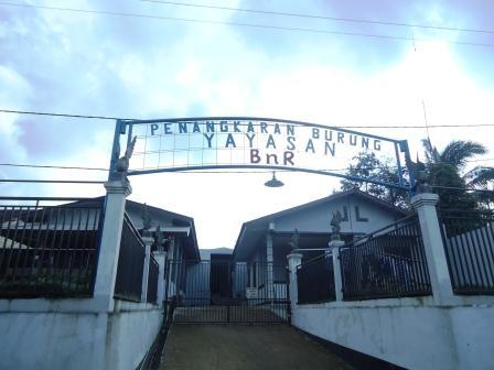 Gerbang Yayasan BnR
