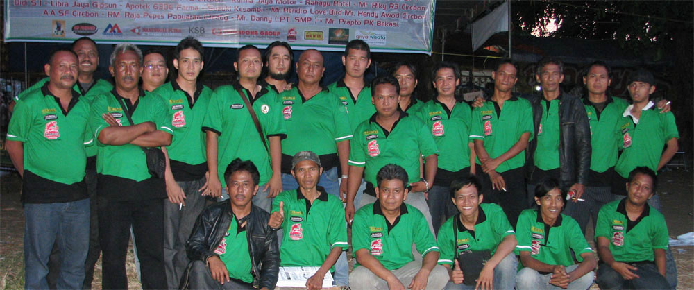 Panitia Lomba Burung Sultan Kasepuhan Cup Cirebon