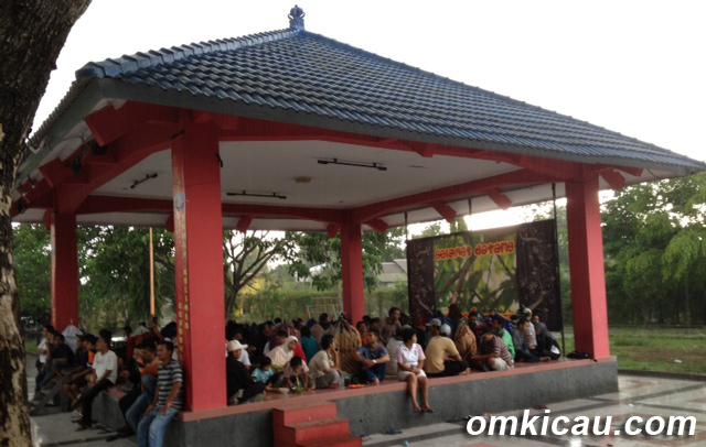 Pendopo Taman Kuliner Jogja