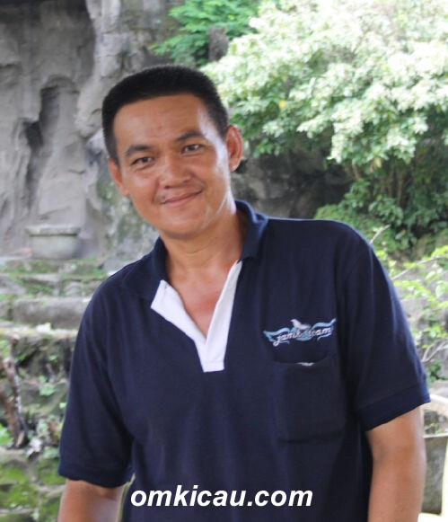 Ahong Kadaci dari Obit BC