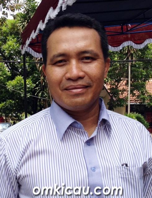 Kapolres Salatiga AKBP Dwi Tunggal Jaladri SIK, SH, MHum