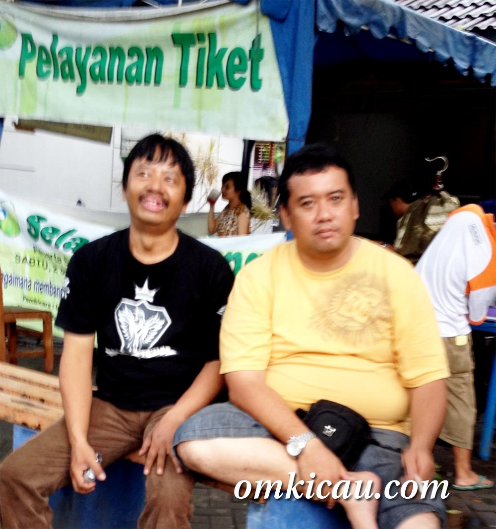 Mr Mac: Latpres Bulanan KMYK tetap diglar di Taman Kuliner Jogja, Sabtu (1/12) sore ini.