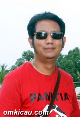MUDE, ketua BnR Jambi