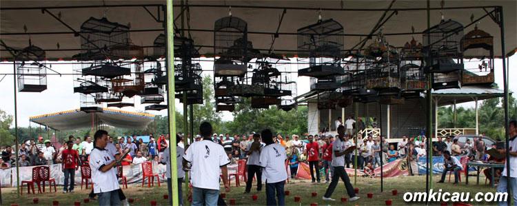 SUASANA LOMBA ROAD TO BNR AWARD YANG DIGELAR ERROR 078 DI RIMBO BUJANG, JAMBI, MINGGU (23/12)