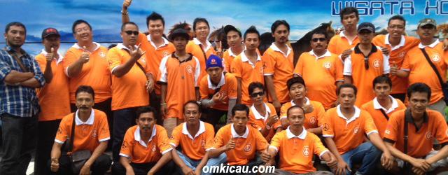 BALI PEACE: Siap ke even 168 Cup II di Semarang (7/4).