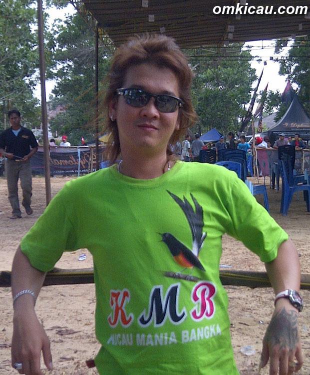 Boysin, siap ke Kapolres Cup di Bangka Tengah