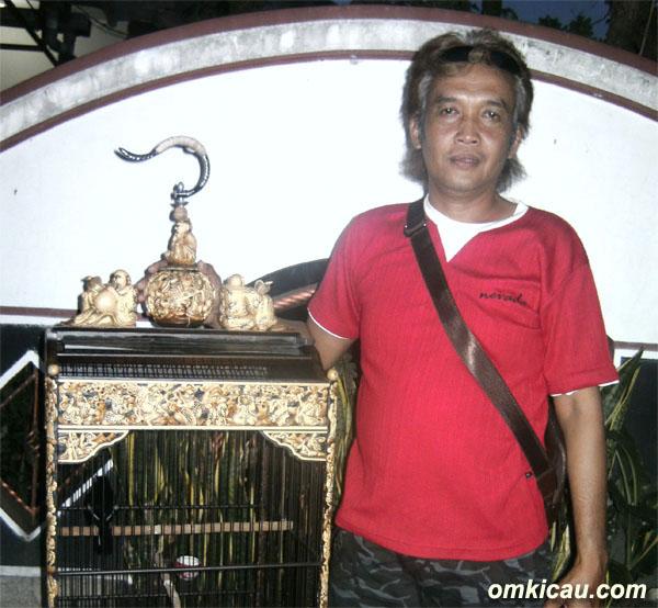 Dwi Londo bersama Star Nikisae jadi bintang Pandu Cup di Salatiga (3/2).