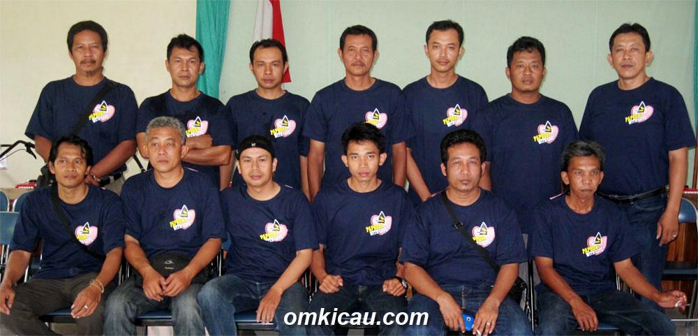 Panitia Papburi Klaten: Dari anggota, untuk anggota, oleh anggota.
