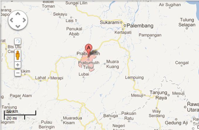 Prabumulih Sumatera Selatan