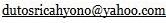 alamat email 2
