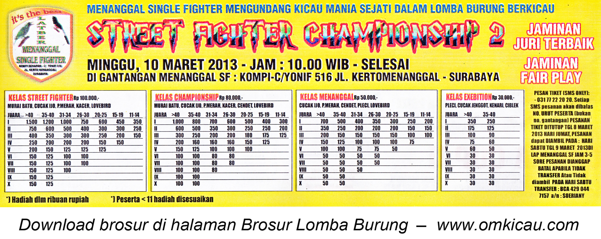 brosur-lomba-street-fighter