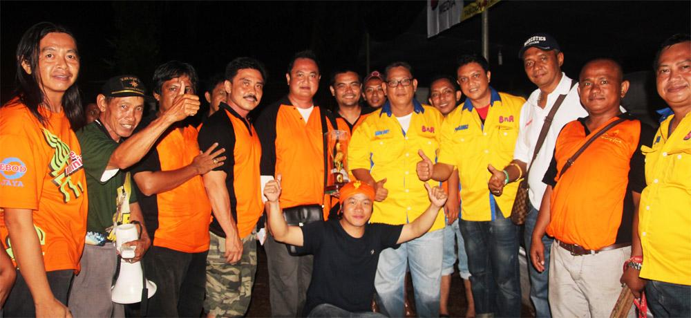 Jakakarta Team: Siap tempur menuju Ronggolawe Cup, 12 Mei 2013.