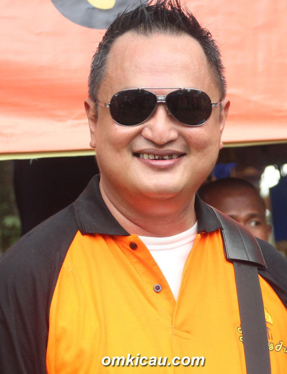 ANDRE SAS Ketua Jayakarta Team