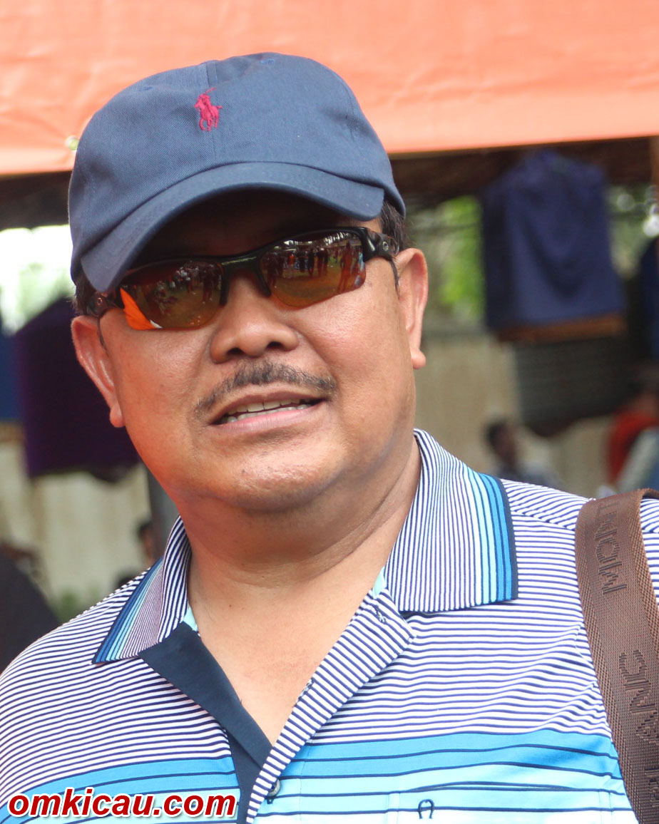 Kombes Drs Suprodjo WS (Duta 168 Semarang)