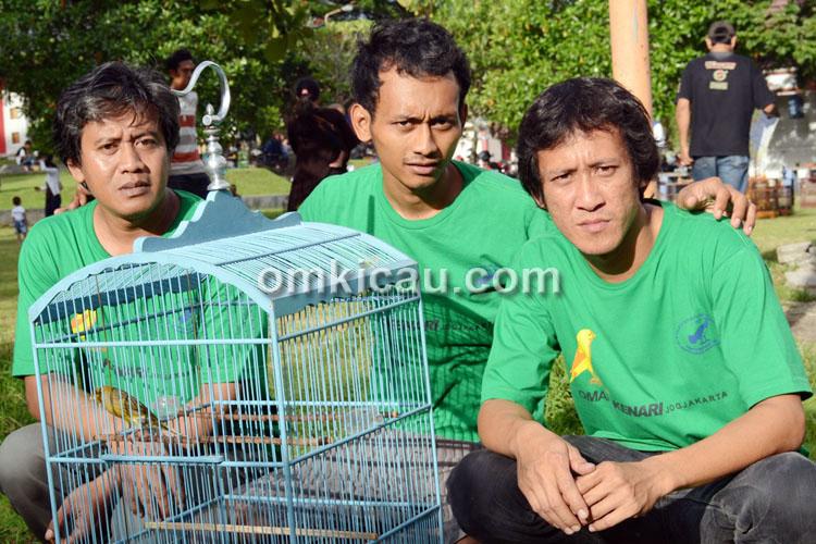 Pasukan Omah Kenari siap ramaikan KMYK Cup II.