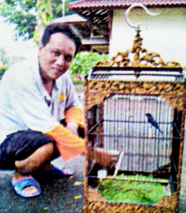 Edi Purbalingga dan Killer [ foto: tabloid agrobur ]