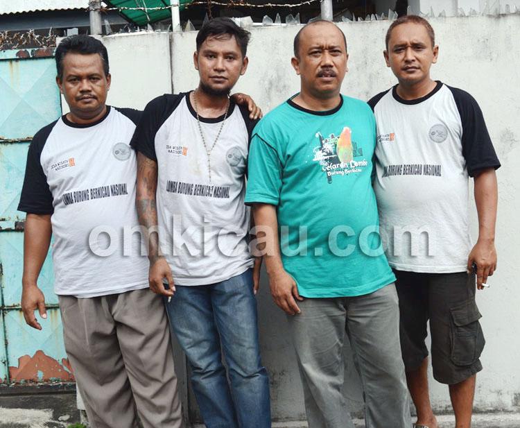 Hermawan (kanan) dan Duta GPBC Cup.