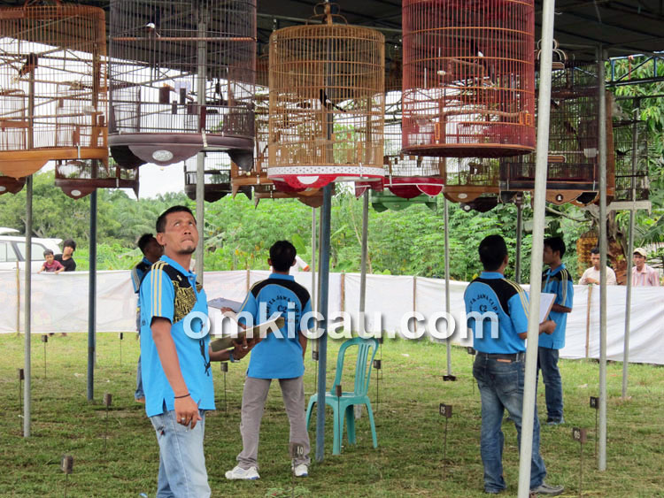even Duta Jawa Cup, Bangko, Jambi