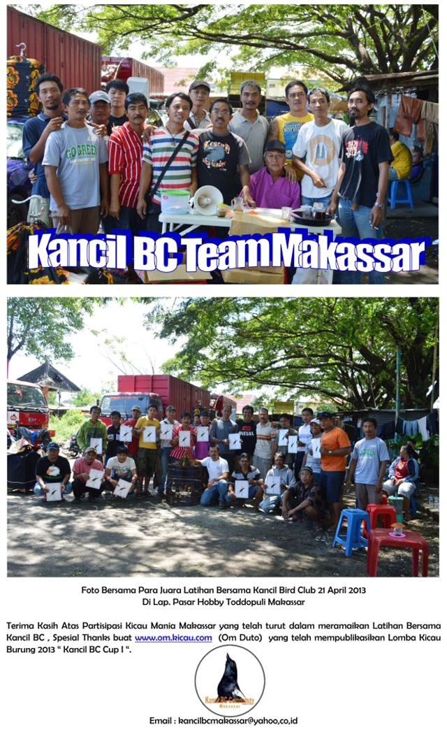 Kancil BC Makassar