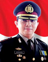 Kapolres Bengkulu SelatanAKBP Yohanes Hernowo SIK, MH